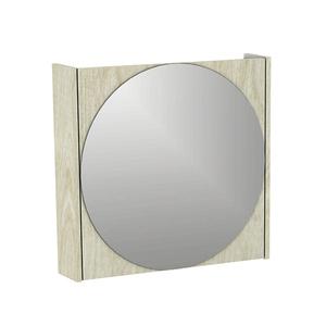 Espelheira para Banheiro Sevilha  46x48x10cm Artco Darabas Agardi