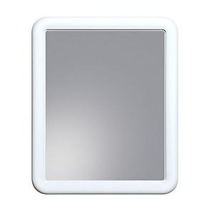 Espelheira Vidro Branco 54x45cm Primafer