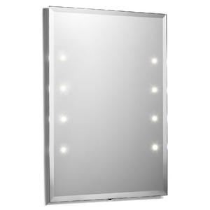 Espelheira Vidro Preto 73x53cm Expambox