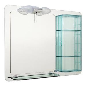 Espelheira Vidro Verde 79x63cm Expambox