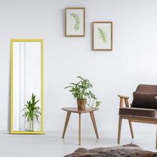 Espelho Amarelo 43x114cm