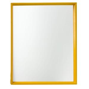 Espelho c/Moldura 50x60cm Amarelo Euroquadros