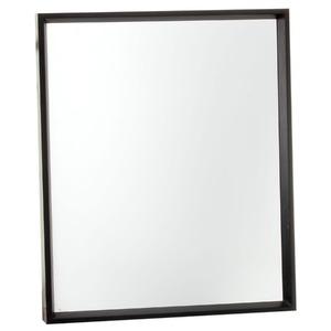 Espelho c/Moldura 50x60cm Preto Euroquadros