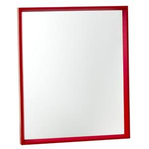 Espelho c/Moldura 50x60cm Vermelho Euroquadros