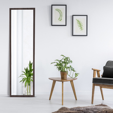 Espelho Color Tabaco Wengue 48x164cm
