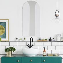 Espelho de Banheiro Capela Chic 30x60cm Figura Sensea