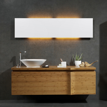 Espelho de Banheiro Esplendide 30x120cm Retangular Sensea