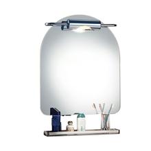Espelho de Banheiro Pratic 71,5x50cm Figura Cris Metal