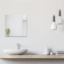 Espelho de Banheiro Quadrado 35x35cm Square Sensea