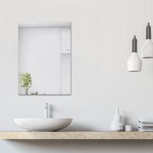 Espelho de Banheiro Retangular 25x35cm Mini Kanon