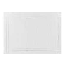 Espelho de Banheiro Retangular 50x70cm Delicat Sensea