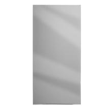 Espelho de Banheiro Retangular 80x50cm Autoadesivo SbVidros