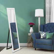 Espelho de Chão Color Branco 41x155cm