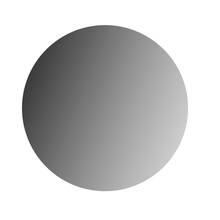 Espelho de Redondo Quadrado 35x35cm Ballon Sensea