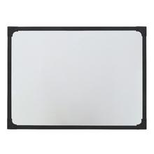 Espelho Decorativo Industrial Preto 70x50cm