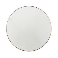 Espelho Decorativo Red Comfort Zone Salmão 50cm