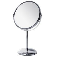 Espelho para Balcão Aço Prata 32x19,5x1,3cm Importado