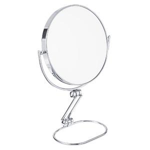 Espelho para Balcão Mesa Mesa Zinco Cromado Prata Sicmol