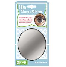 Espelho para Balcão Parede Zinco Cromado Prata Sicmol