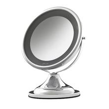 Espelho para Bancada Classique com Luz 220v Crysbell