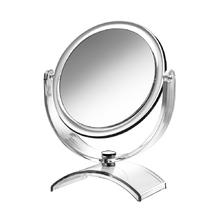 Espelho para Bancada com lente de aumento Miroir 25x18,5x9cm