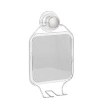 Espelho para Parede com Porta Barbeador Metro Turn e Lock Interdesign