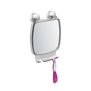 Espelho para Parede Plástico Metro Ultra Power Lock Interdesign