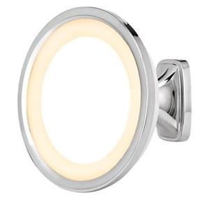 Espelho Parede com Luz Crys'Bell