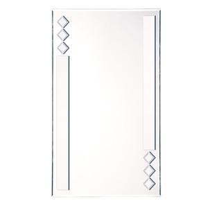 Espelho Retangular La Perle 80x70cm Astra