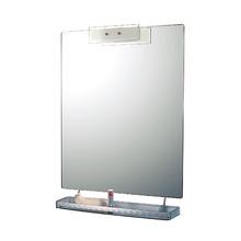 Espelho Retangular Pratic 71,5x50cm 220V CrisMetal