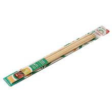 Espeto de Bambu 50cm Arco-Íris