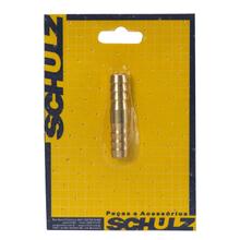 """Espigão Duplo 3/8""""x3/8"""" Schulz"""