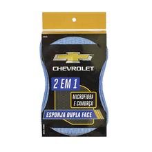 Esponja Dupla Face 17x10cm GM9540 Chevrolet