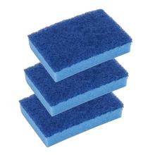 Esponja Não Risca Azul 3 Unidades Limppano