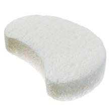 Esponja para Rosto Celulose Branca Slow Spa