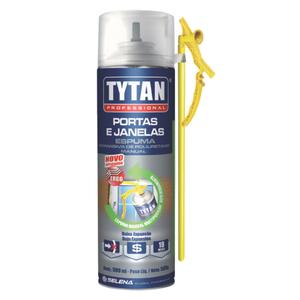 Espuma Expansiva PU Alumínio Profissional 560g Tytan