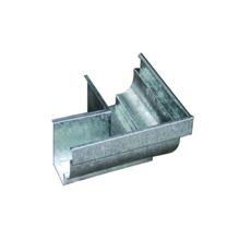 Esquadro Externo Alumínio Calha Natural Calha Forte