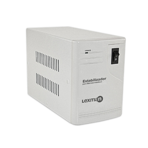 Estabilizador de Energia Bivolt 2000VA Lexman