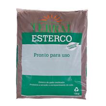 Esterco 10Kg Terral