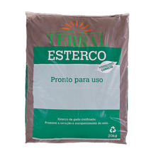 Esterco 20Kg Terral