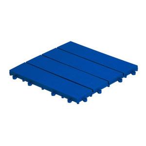 Estrado 20x300x300mm Azul EF9022 Massol
