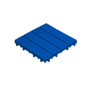 Estrado 20x300x300mm Azul EL9039 Massol
