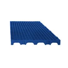 Estrado 25x50x2,5cm Azul Plástico Impallets
