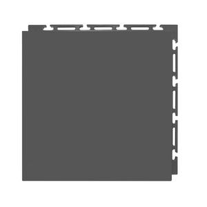 Estrado 30x30cm Cinza Plástico Liso Piso Fácil NAI BR