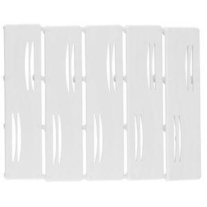 Estrado de Banheiro 1 peça Retangular Plástico Branco Astra