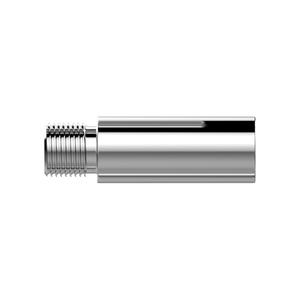 """Extensão 1/2""""x60mm para Chuveiro e Torneira ABS Cromada Blukit"""