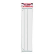Extensor para Grade de Porta Plástico 830x150mm 1 unidade Tubline Baby