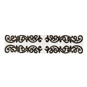 Faixa Decorativa Cerâmica ATS3197 8,5x35cm Artens