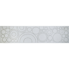Faixa Decorativa Cerâmica LR5114 8,5x35cm Gabriella