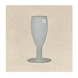Faixa Decorativa Champagne TLC10001 10x10cm Tessela
